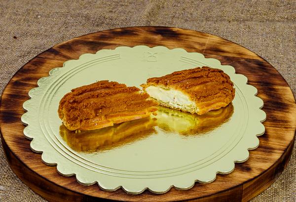 Эклер крем-cheese