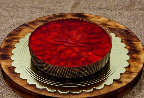 Торт «ягодный пай клубника»