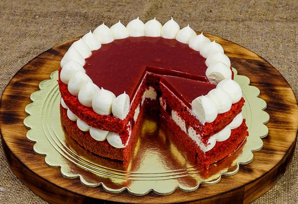 «КРАСНЫЙ БАРХАТ» пирожное