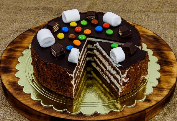 Торт «НУТЕЛЛА»