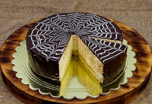 Торт «Птичка»