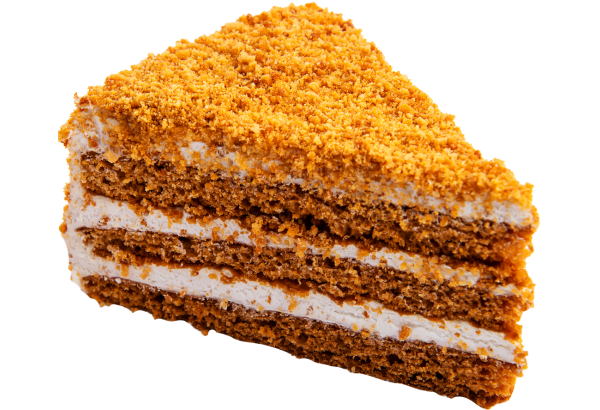 «МЕДОВЫЙ» пирожное