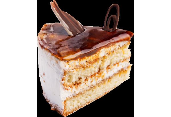 «Торт карамельный» пирожное