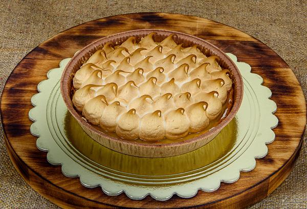 """Торт """"Лимонный тарт"""""""