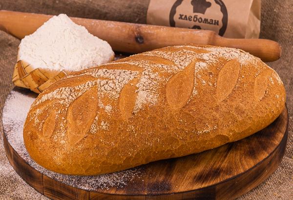 Хлеб Старославянский