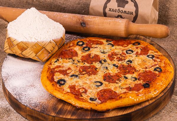 Пицца ПЕППЕРОНИ 30 (см).