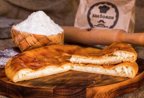 Пирог с сыром
