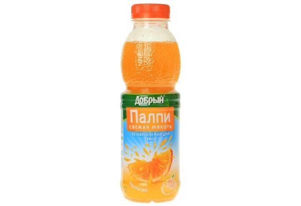 pulpy (апельсин)