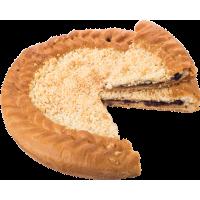 Пирог двухслойник