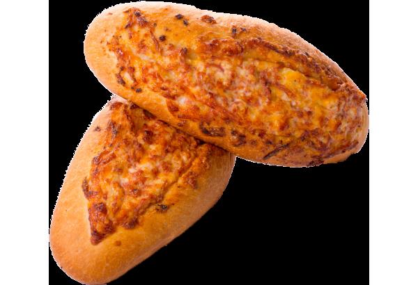 Багет с колбасой