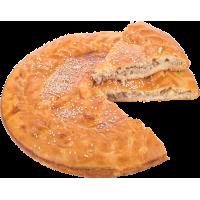 Пирог с мясом (свинина)