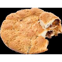Пирог сгущенка с арахисом